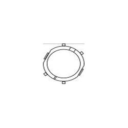 MERCEDES ACTROS (960.840) Esiklaas
